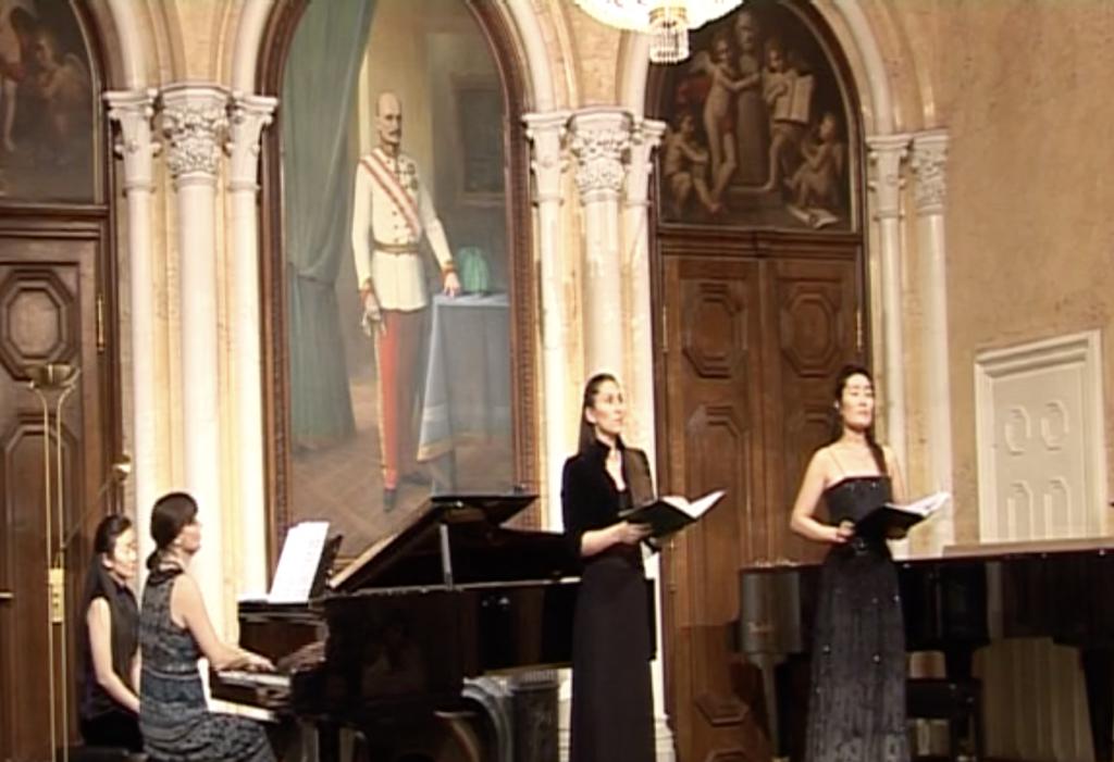 """G.Rossini """"Quis est homo"""" Duett aus """"Stabat Mater"""""""