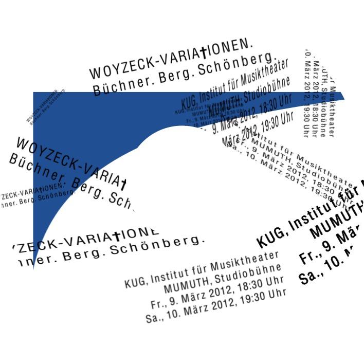 """Alban Berg: Arie der Marie """"Aber die Pharisäer"""" in Wozzeck-Variationen"""